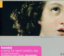 Georg Friedrich Händel (1685-1759): Ode for St. Cecilia's Day, CD