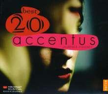 Kammerchor Accentus - Best 20 Accentus, CD