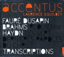 Kammerchor Accentus, 5 CDs