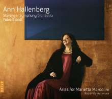 Ann Hallenberg - Arias for Marietta Marcolini,Rossini's first muse, CD