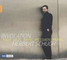 Herbert Schuch - Invocation, CD