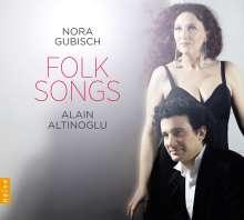 Nora Gubisch - Folk Songs, CD