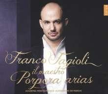"""Nicola Antonio Porpora (1686-1768): Opernarien - """"Porpora il Maestro"""", CD"""