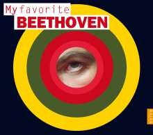 Ludwig van Beethoven (1770-1827): My Favorite Beethoven, 4 CDs