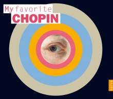 Frederic Chopin (1810-1849): My Favorite Chopin, 4 CDs