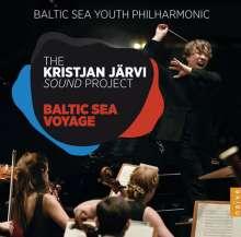 Baltic Sea Voyage, CD