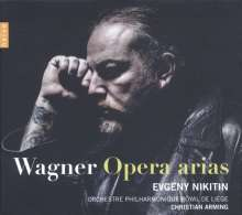 Evgeny Nikitin - Wagner Opera Arias, CD