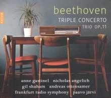 Ludwig van Beethoven (1770-1827): Tripelkonzert op.56, CD
