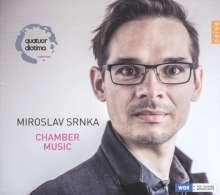 Miroslav Srnka (geb. 1975): Kammermusik, CD