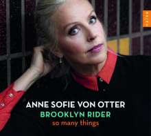 Anne Sofie von Otter - So many Things, CD