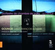 Charles Gounod (1818-1893): Saint Francois D'Assise, CD