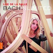Lise de la Salle - Bach unlimited, CD
