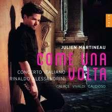 Julien Martineau - Come una volta, CD
