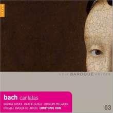 Johann Sebastian Bach (1685-1750): Kantaten BWV 85,175,183,199, CD