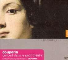 Francois Couperin (1668-1733): Concert Dans Le Gout Theatral, CD