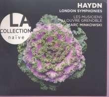 Joseph Haydn (1732-1809): Symphonien Nr.102-104, CD