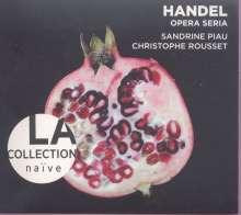 Sandrine Piau - Händel Opera seria, CD