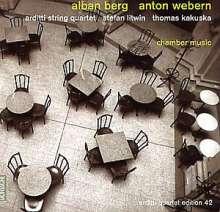 Arditti-Quartet - Second Viennese School, CD
