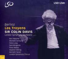 Hector Berlioz (1803-1869): Les Troyens, 4 CDs