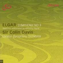 Edward Elgar (1857-1934): Symphonie Nr.3, CD