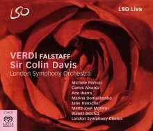 Giuseppe Verdi (1813-1901): Falstaff, 2 Super Audio CDs