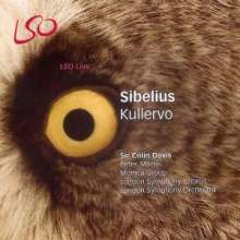 Jean Sibelius (1865-1957): Kullervo-Symphonie op.7, CD