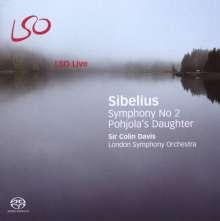 Jean Sibelius (1865-1957): Symphonie Nr.2, SACD