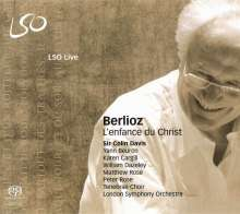 Hector Berlioz (1803-1869): L'Enfance du Christ, 2 SACDs