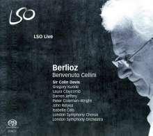 Hector Berlioz (1803-1869): Benvenuto Cellini, 2 SACDs