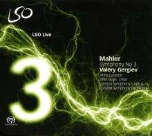 Gustav Mahler (1860-1911): Symphonie Nr.3, 2 SACDs