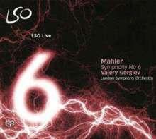 Gustav Mahler (1860-1911): Symphonie Nr.6, Super Audio CD