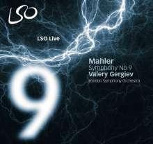 Gustav Mahler (1860-1911): Symphonie Nr.9, SACD