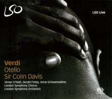 Giuseppe Verdi (1813-1901): Otello, 2 SACDs