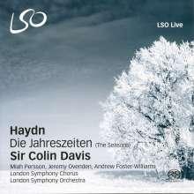 Joseph Haydn (1732-1809): Die Jahreszeiten, 2 Super Audio CDs