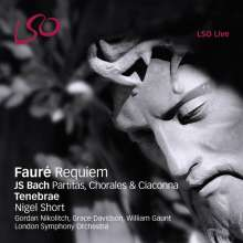 Gabriel Faure (1845-1924): Requiem op.48, Super Audio CD