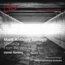 Mark-Anthony Turnage (geb. 1960): Speranza, SACD