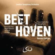 Ludwig van Beethoven (1770-1827): Klavierkonzert Nr.2, SACD