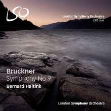 Anton Bruckner (1824-1896): Symphonie Nr.9, Super Audio CD