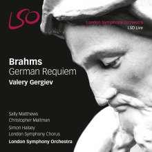 Johannes Brahms (1833-1897): Ein Deutsches Requiem op.45, Super Audio CD