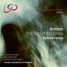 Benjamin Britten (1913-1976): The Turn of the Screw op.54, 2 SACDs