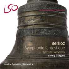 Hector Berlioz (1803-1869): Symphonie fantastique, 1 Super Audio CD und 1 Blu-ray Audio