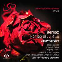 Hector Berlioz (1803-1869): Romeo & Julia op.17, 2 Super Audio CDs