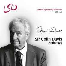 Colin Davis Anthology, 8 SACDs