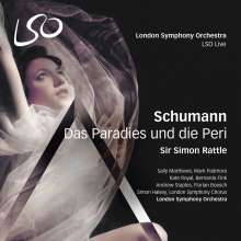 Robert Schumann (1810-1856): Das Paradies und die Peri op.50, 3 SACDs