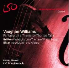 Ralph Vaughan Williams (1872-1958): Fantasia on a Theme by Tallis, SACD