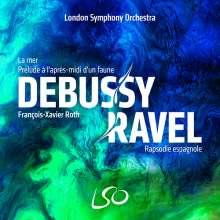 Claude Debussy (1862-1918): La Mer, Super Audio CD