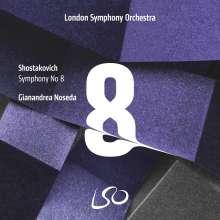 Dmitri Schostakowitsch (1906-1975): Symphonie Nr.8, SACD