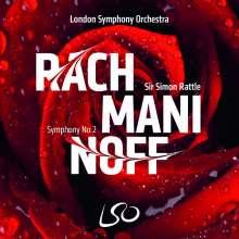 Sergej Rachmaninoff (1873-1943): Symphonie Nr.2, Super Audio CD