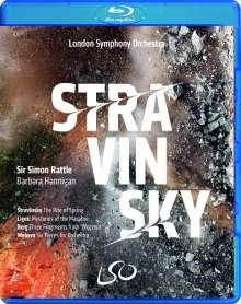 Igor Strawinsky (1882-1971): Le Sacre du Printemps, Blu-ray Disc