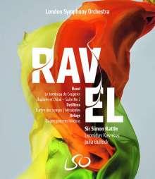 London Symphony Orchestra - Ravel, Dutilleux, Delage, DVD